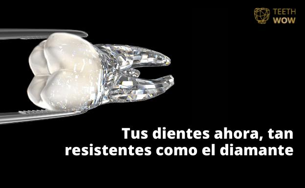 diente diamante